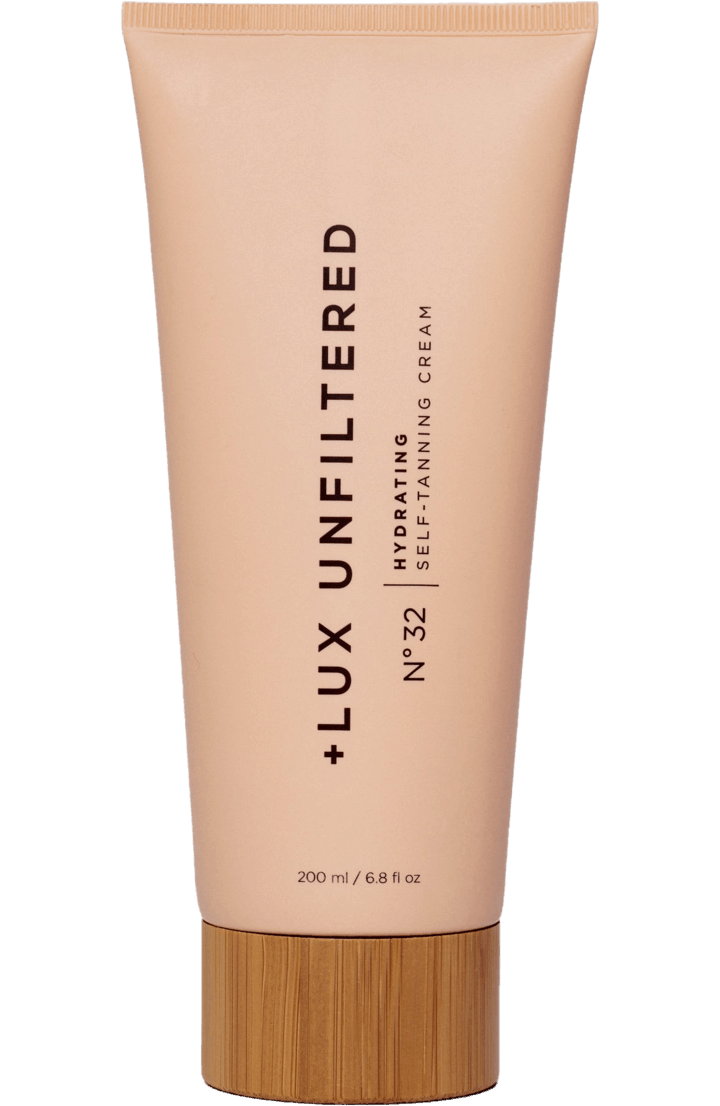 LUX UNFILTERED NO.32 SELF TANNING CREAM -