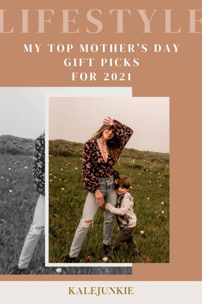 LIFESTYLE - KALEJUNKIE MOTHERS DAY GIFT GUIDE. In this guide, I've rounded up some of my favorite gift picks, and the best part is, almost all of them are under $100.
